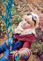 Cosplay-Cover: Ezreal ~ The Prodigal Explorer