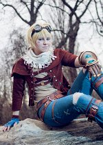 Cosplay-Cover: Ezreal