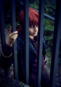 Cosplay-Cover: Peter (Der Kinderdieb)
