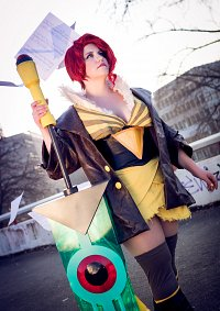 Cosplay-Cover: Red (Transistor)