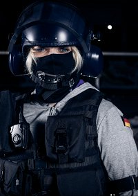 Cosplay-Cover: IQ / GSG9 [RainbowSixSiege]