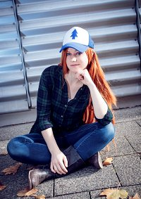 Cosplay-Cover: Wendy Corduroy