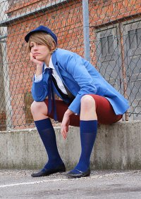 Cosplay-Cover: Clive