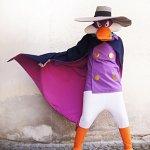 Cosplay: Darkwing Duck