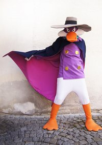 Cosplay-Cover: Darkwing Duck