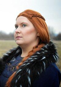Cosplay-Cover: Sansa Stark    Battle of Bastards