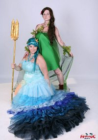 Cosplay-Cover: Wasser