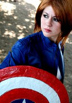 Cosplay-Cover: Stevie Rogers (Captain America 2)