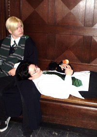 Cosplay-Cover: Albus Severus Potter (Slytherin Version)
