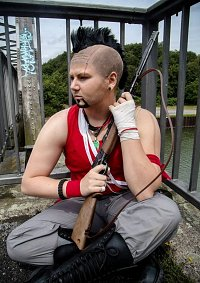 Cosplay-Cover: Vaas Montenegro [ FarCry 3 ]