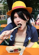 Cosplay-Cover: Monkey D. Luffy (Strong World Version)