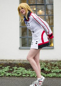 Cosplay-Cover: Charlotte Dunois [School]