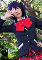 Cosplay-Cover: Rikka Takanashi (Schuluniform)