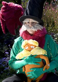 Cosplay-Cover: The Once-ler [Old] (The Lorax)