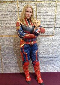 Cosplay-Cover: Carol Danvers - Captain Marvel