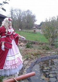 Cosplay-Cover: lizzy midlefort