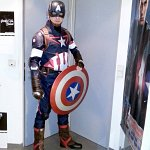Cosplay: Captain America (Age of Ultron)