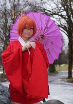 Cosplay-Cover: Kagura - Yoshiwara Arc