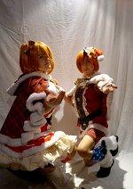 Cosplay-Cover: Rin Hoshizora [December Version - Idolized]