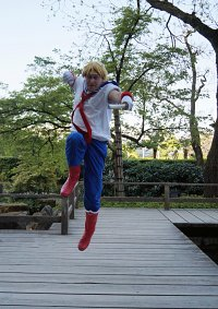 Cosplay-Cover: Sailor Moon (Male Version)