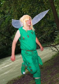 Cosplay-Cover: Tinker Bell (Male Version)