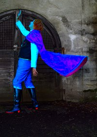 Cosplay-Cover: Andy (Anna Male Version)