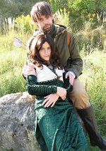 Cosplay-Cover: Robin of Locksley (Robin Hood BBC)