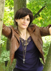 Cosplay-Cover: Alice Cullen