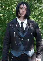 Cosplay-Cover: Sebastian Michaelis