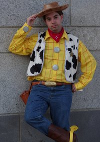 Cosplay-Cover: Woody