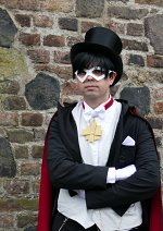 Cosplay-Cover: Tuxedo Mask (Sailor Moon Crystal)