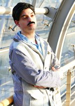 Cosplay-Cover: Howard Stark