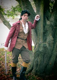 Cosplay-Cover: Gaston (Live Action Version)