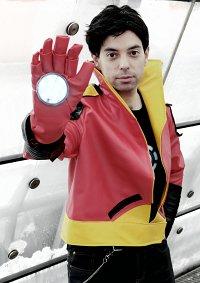 Cosplay-Cover: Tony Stark (Avengers Academy)