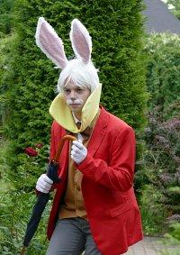 Cosplay-Cover: Das weiße Kaninchen