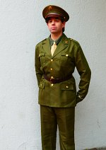 Cosplay-Cover: Bucky Barnes (Service Uniform)
