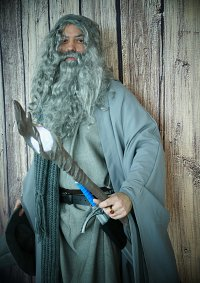 Cosplay-Cover: Gandalf (Hobbit-Trilogie)