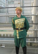 Cosplay-Cover: Fiyero (Gardeuniform)