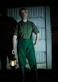 "Cosplay-Cover: Fiyero (""As long as your mine"")"