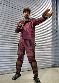 Cosplay-Cover: Peter Quill aka Star Lord