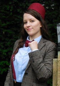 Cosplay-Cover: fem!11th Doctor