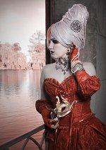 Cosplay-Cover: Astharoshe Asran - Masquerade -