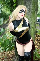 Cosplay-Cover: Miss Marvel (Carol Danvers)