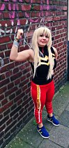 Cosplay-Cover: Wonder Girl/ Cassie Sandsmark