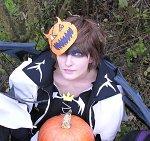Cosplay-Cover: Sora (Halloween Town)