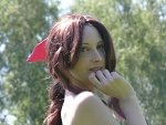 Cosplay-Cover: Aerith (KH2)