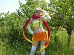 Cosplay-Cover: Fairy Rikku
