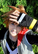 Cosplay-Cover: Sora (Dream Drop Distance)
