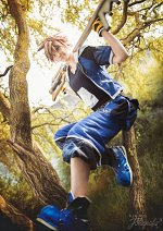 Cosplay-Cover: Sora Wisdom Drive Form (KH2)