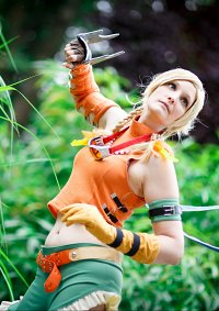 Cosplay-Cover: Rikku